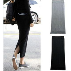 Jenny's Couture - Maxi Pencil Skirt