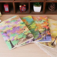 Tivi Boutique - Watercolor Notebook (M)
