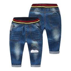 Seashells Kids - Kids Washed Jeans
