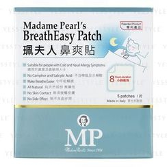 Madame Pearl's - BreathEasy Patch