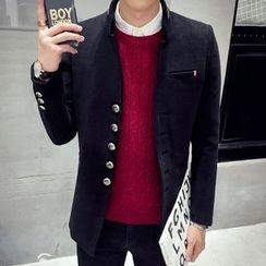 百高 - 呢子大衣