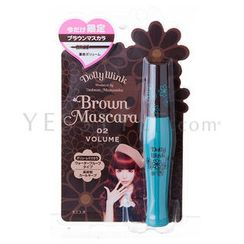 Koji - Dolly Wink Brown Mascara (#02 Volume)