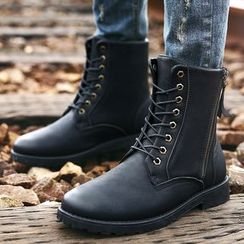 Ireoul - Plain Short Boots