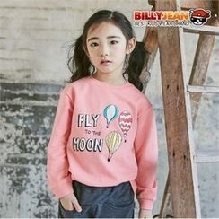 BILLY JEAN - Kids Lettering Printed Top
