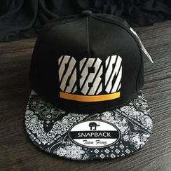 EVEN - Kids Number Print Baseball Cap