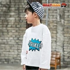 BILLY JEAN - Boys Drop-Shoulder Graphic T-Shirt