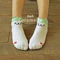 CherryTuTu - Animal Print Socks