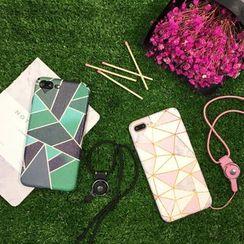Stardigi - iPhone  6 / 6 Plus / 7 / 7 Plus 印花手機保護殼