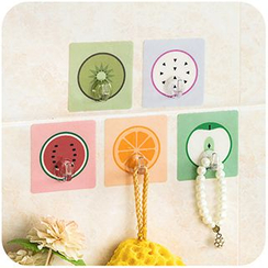 MissYou - Fruit Print Wall Hook