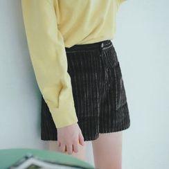 Hanayoshi - Corduroy Shorts