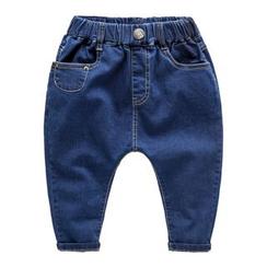 Kido - 童装哈伦裤牛仔裤