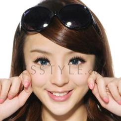 GEO - 彩色隱形眼鏡 WT-B62 (Xtra 藍) [只提供 P-0.00]