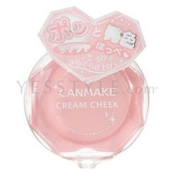 Canmake - Cream Cheek (#13 Love Peach)