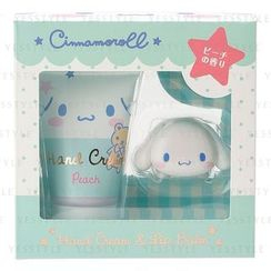 Sanrio - Cinnamoroll Hand Cream & Lip Balm Set