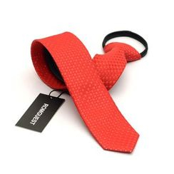 Romguest - Pre-Tied Neck Tie (5cm)