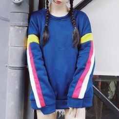 Cerauno - 条纹套头衫