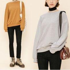 Heynew - 纯色套衫