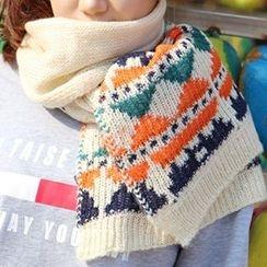Rita Zita - Pattern Knit Scarf
