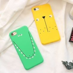 Hachi - Animal Mobile Case - iPhone 7 / 7 Plus / 6s / 6s Plus