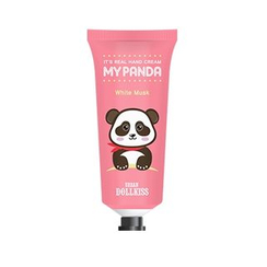 URBAN DOLLKISS - It's Real My Panda Hand Cream 30ml (#01 White Musk)