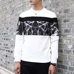 WOOG - Print Pullover