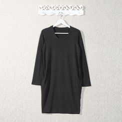 SO Central - Long T-shirt Dress