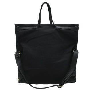 HSTYLE - Faux Leather-Strap Tote