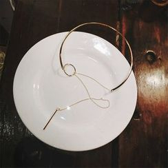 Ticoo - Metal Threader Choker