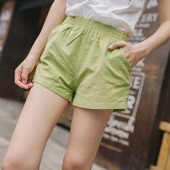 微米家 - 束腰短裤