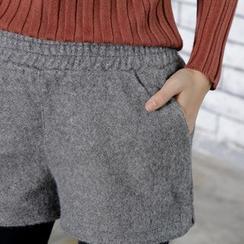 Sonne - 馬海絨加厚短褲