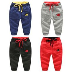 WellKids - Kids Embroidery Sweatpants