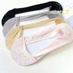 MITU - Lace Non-slip No-show Socks