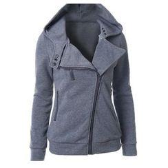 Fundae - Hooded Zip Jacket