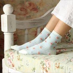 Gemini - Floral Socks