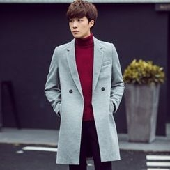 Simsam - Double-Breasted Coat