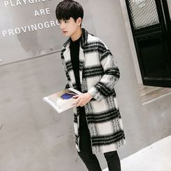Hansler - Plaid Coat