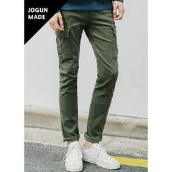 JOGUNSHOP - Cargo-Pocket Pants