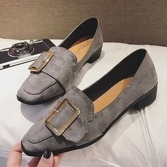 Super ME - Buckled Loafers