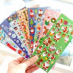 Homey House - Christmas PVC Diary Stickers