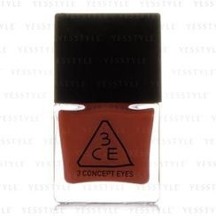 3 CONCEPT EYES - Nail Lacquer (#RD02)
