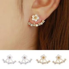 Annamae - Flower Ear Jacket
