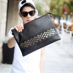 BagBuzz - Studded Clutch