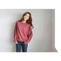 Hello sweety - Drop-Shoulder Sweatshirt