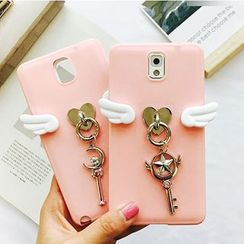 Casefied - Key Case for Samsung S6 / S7 / S7edge / Note 3 / 4 / 5