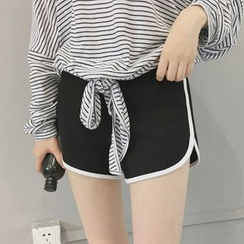 Cloud Nine - 鬆緊腰運動短褲