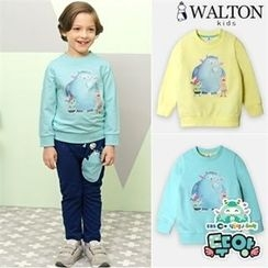 WALTON kids - Kids Printed Sweatshirt