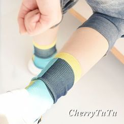 CherryTuTu - Colour Block Socks