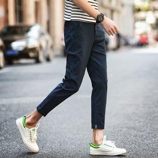 Hansler - Cropped Tapered Pants