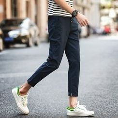 Hansler - Cropped Tapered Pants