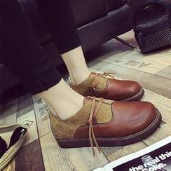 Yoflap - Faux Leather Shoes